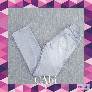 Gray Cabi Jeans size 6